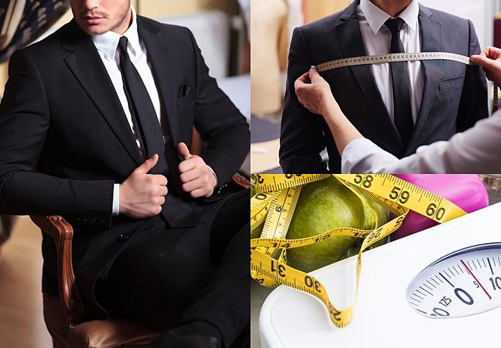 礼服 メンズ,サイズ感,ゆったり