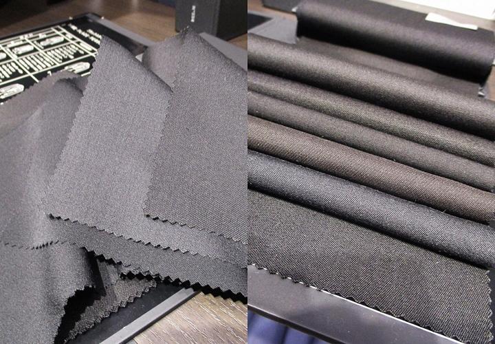 礼服 メンズ,礼服の黒,織り方や色味の違い