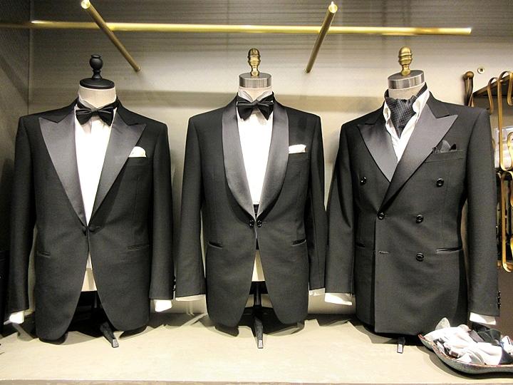 礼服 メンズ,スタイルの違う礼服