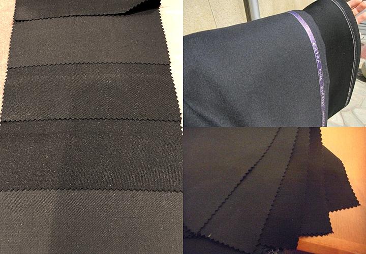 礼服 メンズ,黒色の濃さ,喪服の黒