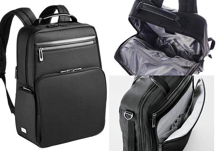 ビジネスリュック,エースジーンのおすすめバッグ,デザイン