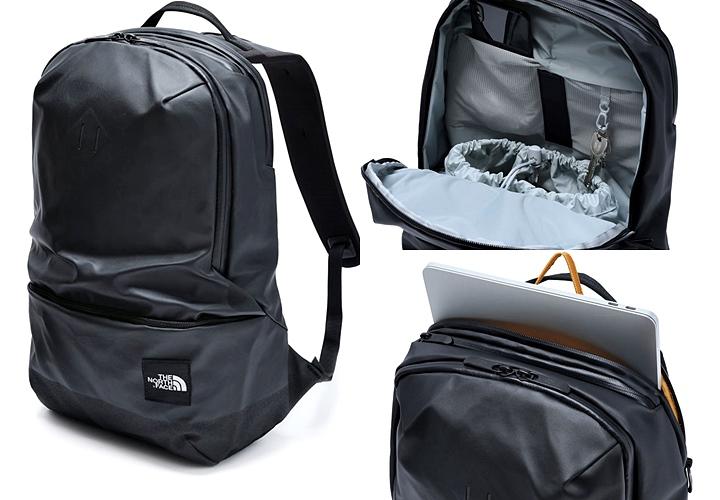 ビジネスリュック,ノースフェイスのおすすめバッグ,デザイン
