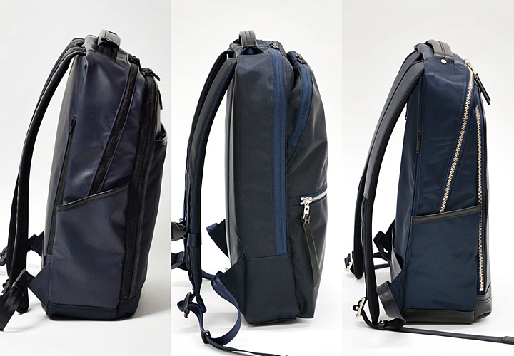 ビジネスリュック,マスターピースにおすすめのバッグ,収納