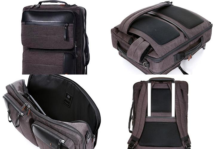 ビジネスリュック,サムソナイトのおすすめバッグ,デザイン