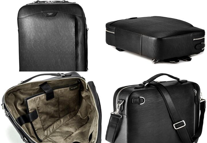 ビジネスリュック,ペッレモルビダのおすすめのバッグ,デザイン