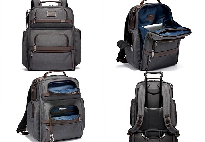 ビジネスリュック,トゥミのおすすめのバッグ,デザイン