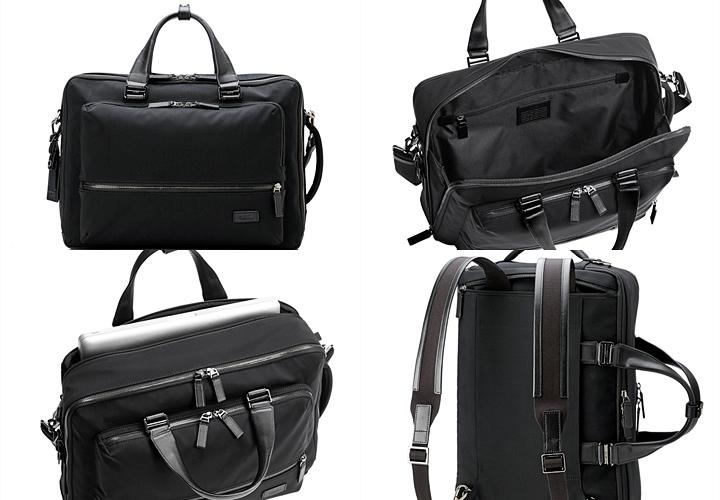 ビジネスリュック,トゥミのおすすめのバッグ,収納