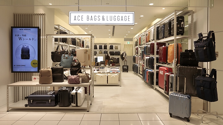 ビジネスリュック,ACEGENE,エースジーンのおすすめのバッグ