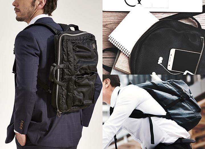 スーツに合うビジネスリュックの選び方,おすすめブランドとは