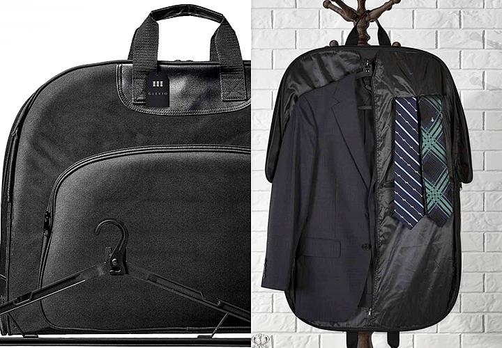 スーツの持ち運び,ガーメントバッグ