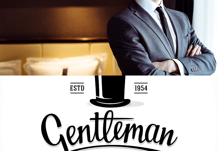 英国紳士,清潔感がありドレスライク,ジェントルマン