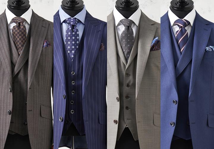 1着2万円台で買える お洒落で安いオーダースーツの魅力とは Enjoy