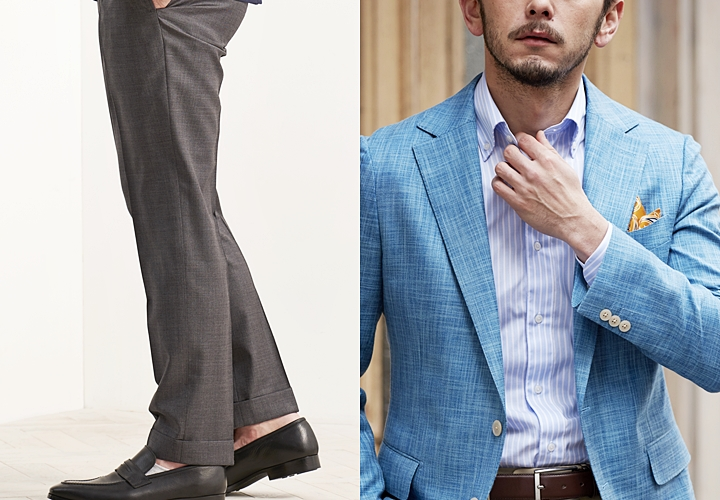 セットアップ(スーツ),定義,メリット