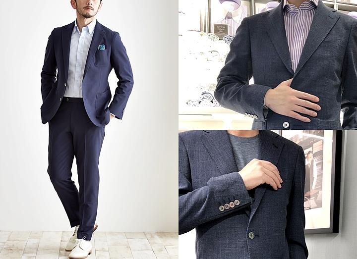 セットアップ・スーツとは?~カジュアルな装いで分かるメンズコーディネート~