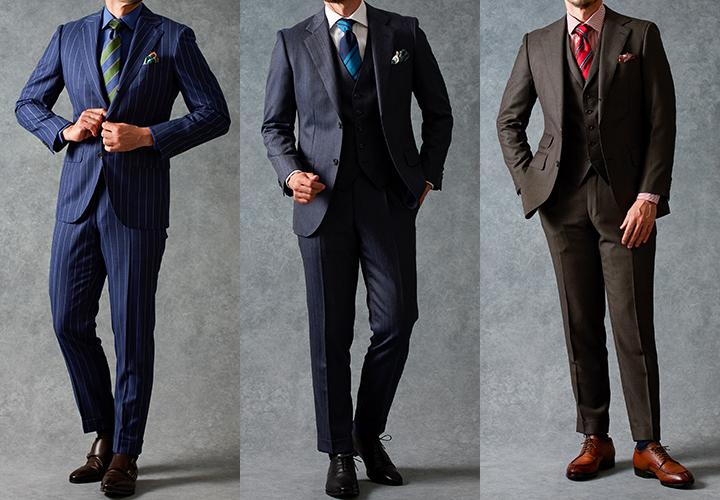 スーツ ビスポーク