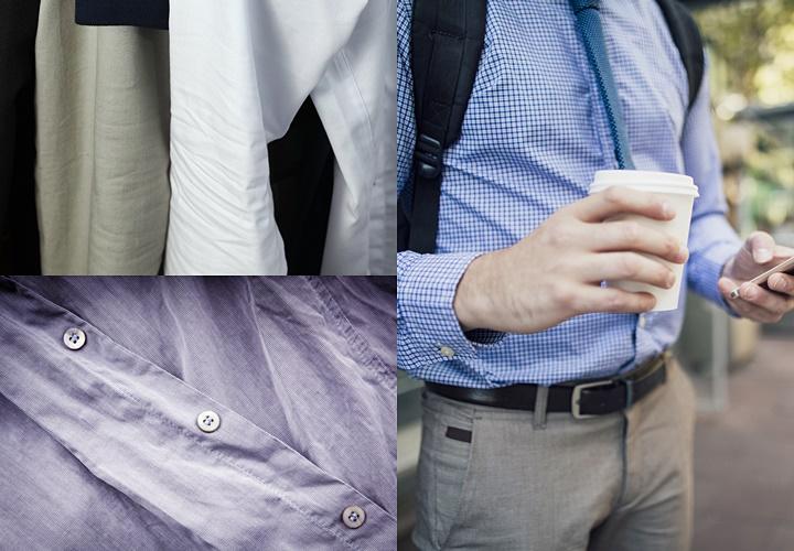 ワイシャツのオーダー,おすすめ,シワの軽減