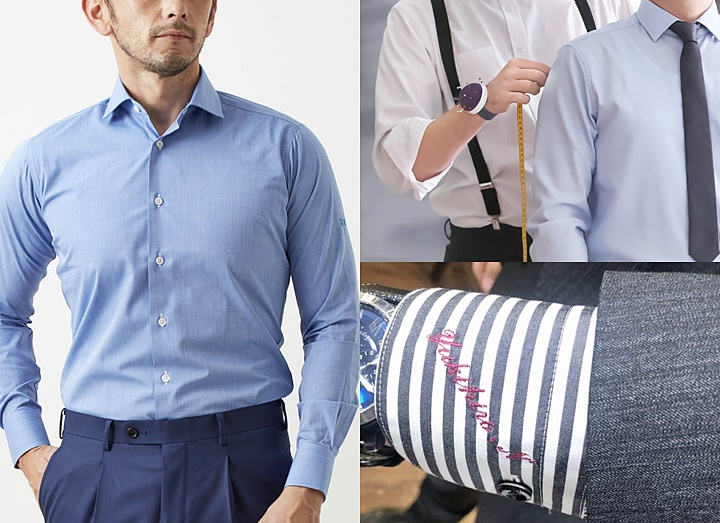ワイシャツのオーダーってどうやるの?初心者でもお洒落なオーダーシャツにするコツ