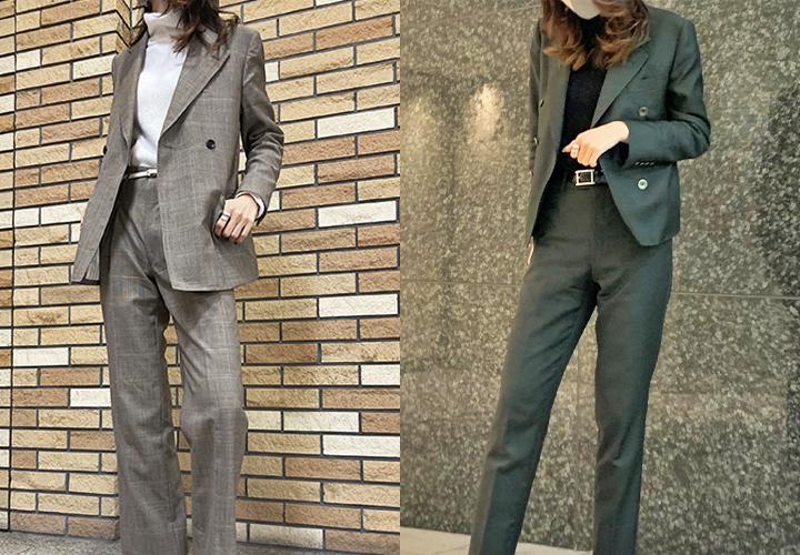 メンズスーツを女性向けにオーダーする2種類の方法とは?