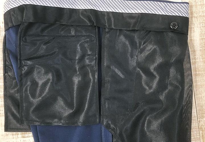 メンズセットアップ,ポケット・腰裏,メッシュ素材