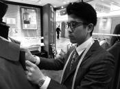 名古屋ユニモール店の八木 雄二