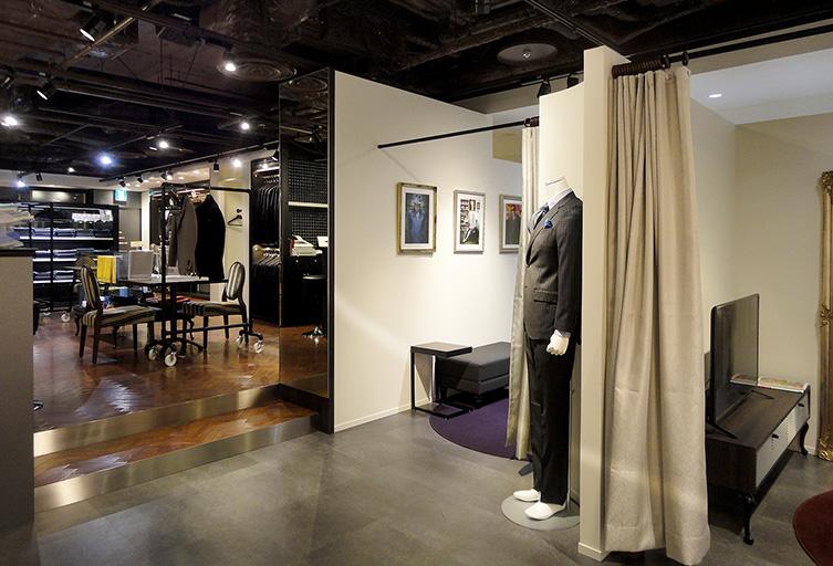 名古屋セントラルパーク店|フィッティングルーム