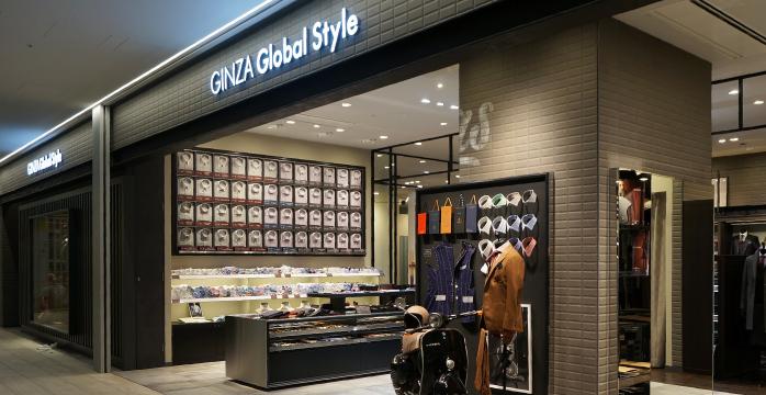 (難波駅)なんばスカイオ店|オーダースーツ専門店 GlobalStyle