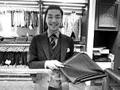 新宿3丁目店の十河 健太郎