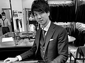新宿南口店の大澤 純平