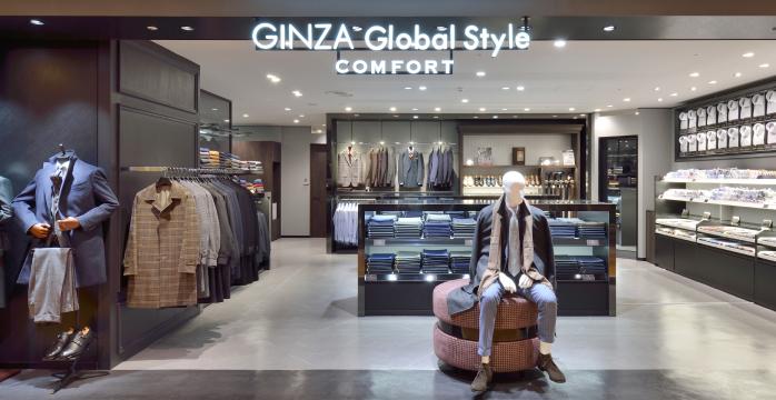 札幌パルコ店(大通駅)|オーダースーツ専門店 GlobalStyle